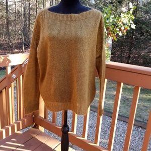 Eileen Fisher XL wool blend sweater oversized